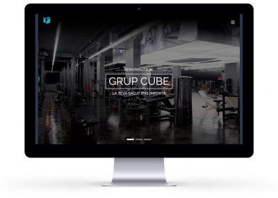 Club Fitness Cube