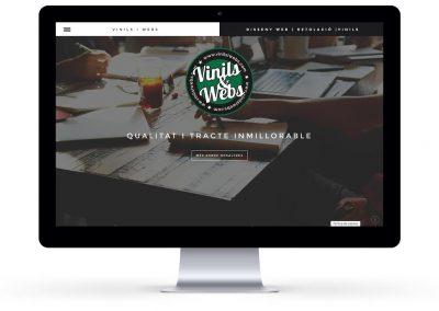 Vinils & Webs